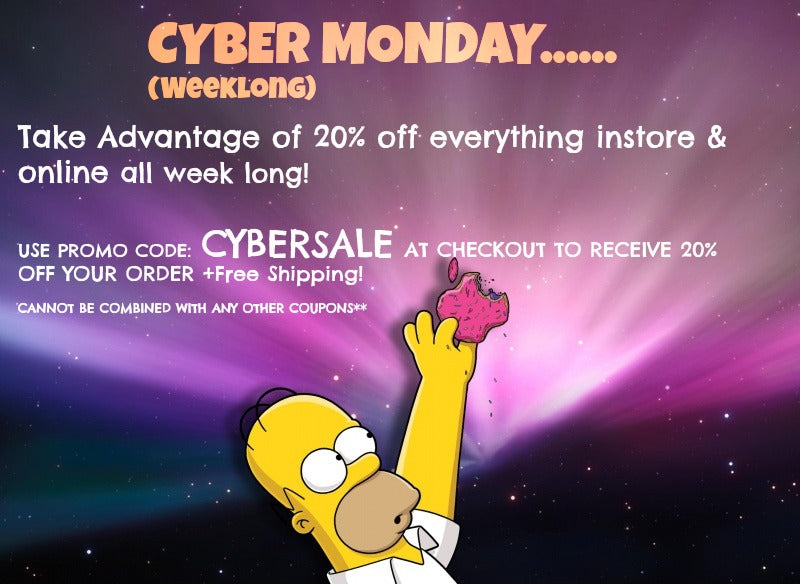 Cyber Sale black friday