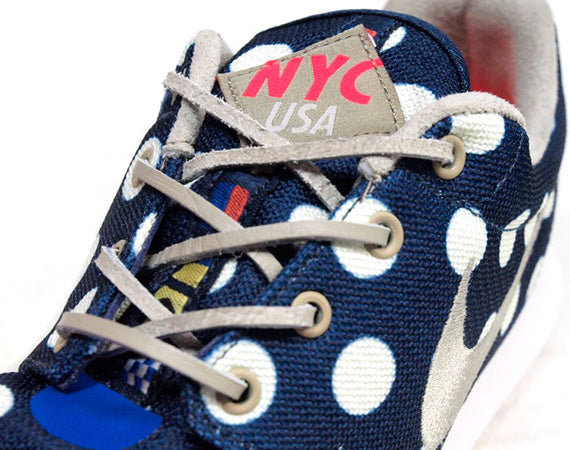 NIKE ROSHERUN NM CITY QS/MIDNIGHT NAVY (NYC)