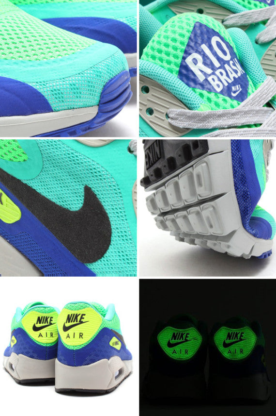AIR MAX 90 CITY QS/CRYSTAL MINT (RIO)