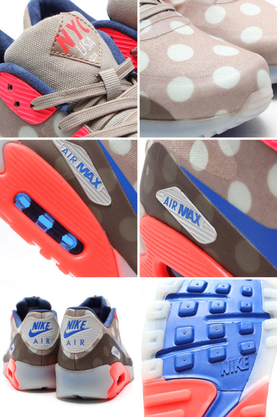 AIR MAX 90 ICE CITY QS/CLASSIC STONE (NYC)
