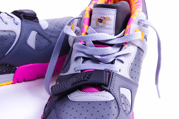 "Nike Air Trainer 3 ""Bo Knows Horse Racing"""