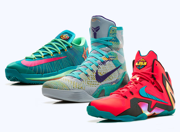 Nike Elite Hero Pack 2014
