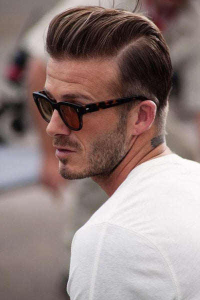 David Beckham in Super Sunglasses