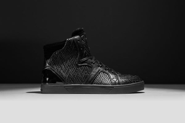 rydge snaker by y3 in black