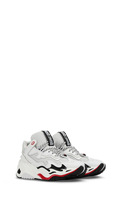 JUST CAVALLI S08WS0138 P2582 SNEAKERS COL.100
