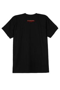 DOMREBEL GUIDO T-SHIRT BLACK