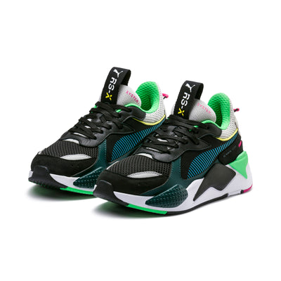PUMA SELECT RS-X TOYS PUMA BLACK-BLUE ATOLL