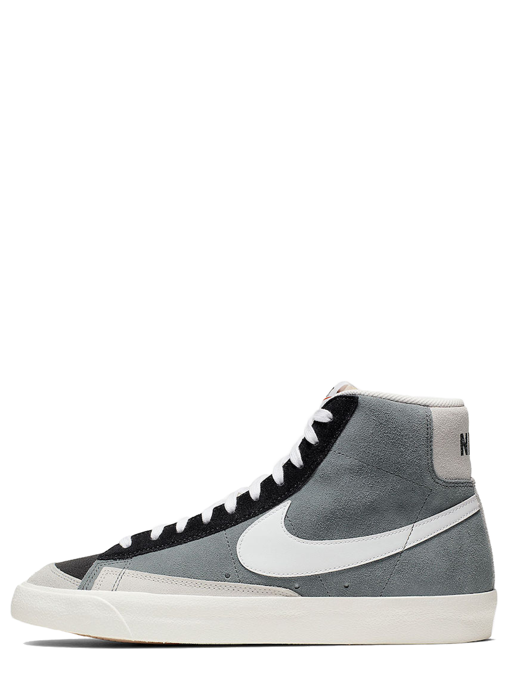 NIKE BLAZER MID 77 VNTG WE SUEDE COOL GREY/BLK-WHT