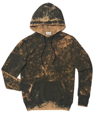 COTTON CITIZEN COBAIN PULLOVER ARMY DUST