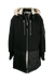 DIESEL BLACK GOLD W-PARK JACKET BLACK