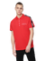 DIESEL T-GOROU POLO SHIRT RACING RED