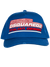 DSQUARED2 BASEBALL CAP COTONE-ROYAL