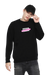 DIESEL S-GIR-DIE SWEAT-SHIRT BLACK