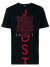 JUST CAVALLI S03GC0528 T-SHIRT COL.900