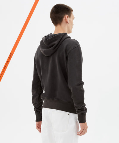KSUBI SIGN OF THE TIMES HOODIE BLACK