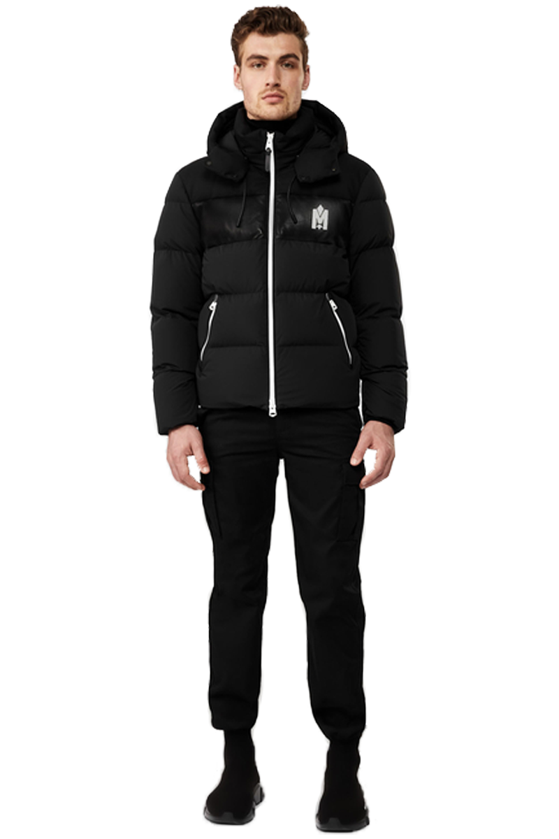 MACKAGE ALLEN MEDIUM DOWN JACKET BLACK