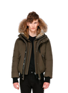 MACKAGE DIXON JACKET ARMY