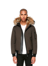 MACKAGE FULTON BOMBER JACKET ARMY