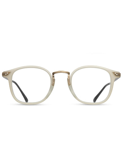 MATSUDA-2808H-MATTE NATURAL/ANTIQUE GOLD