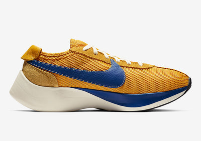 NIKE MOON RACER QS YELLOW OCHRE/GYM BLUE-SAIL