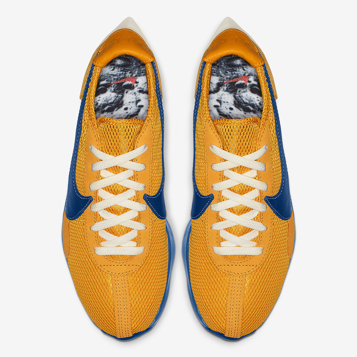 buy online a258f 95280 NIKE MOON RACER QS YELLOW OCHRE/GYM BLUE-SAIL | Free Shipping Offer ...