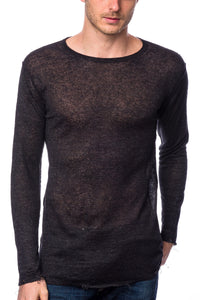 Diesel K-Tiger-C Pullover Sweater in Black