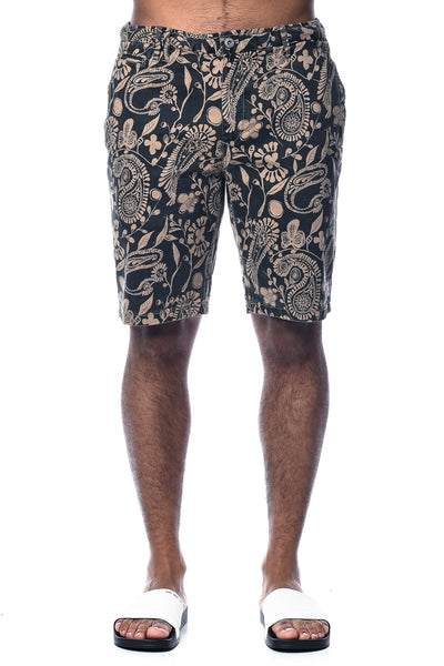 Scotch & Soda 136240 Classic Garment Dyed Chino Shorts COL.1133