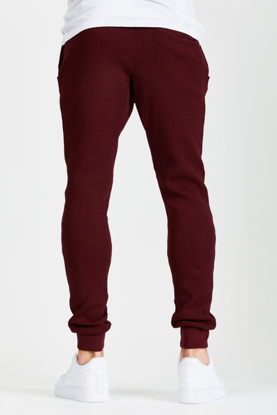 COTTON CITIZEN TYSON PANT SCARLET