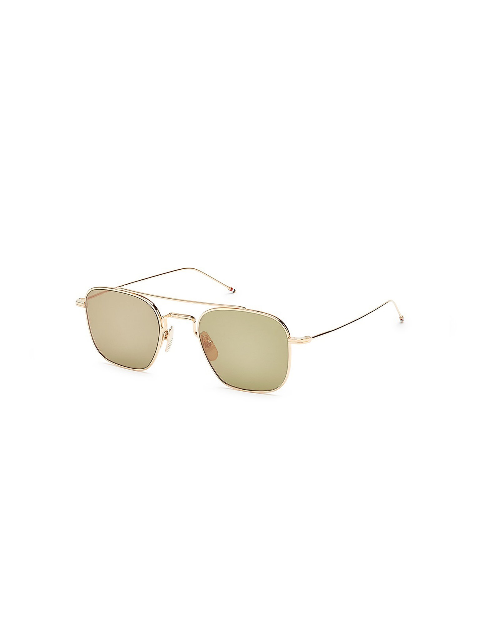 THOM BROWNE TB-907-50-01-GLD SUNGLASSES