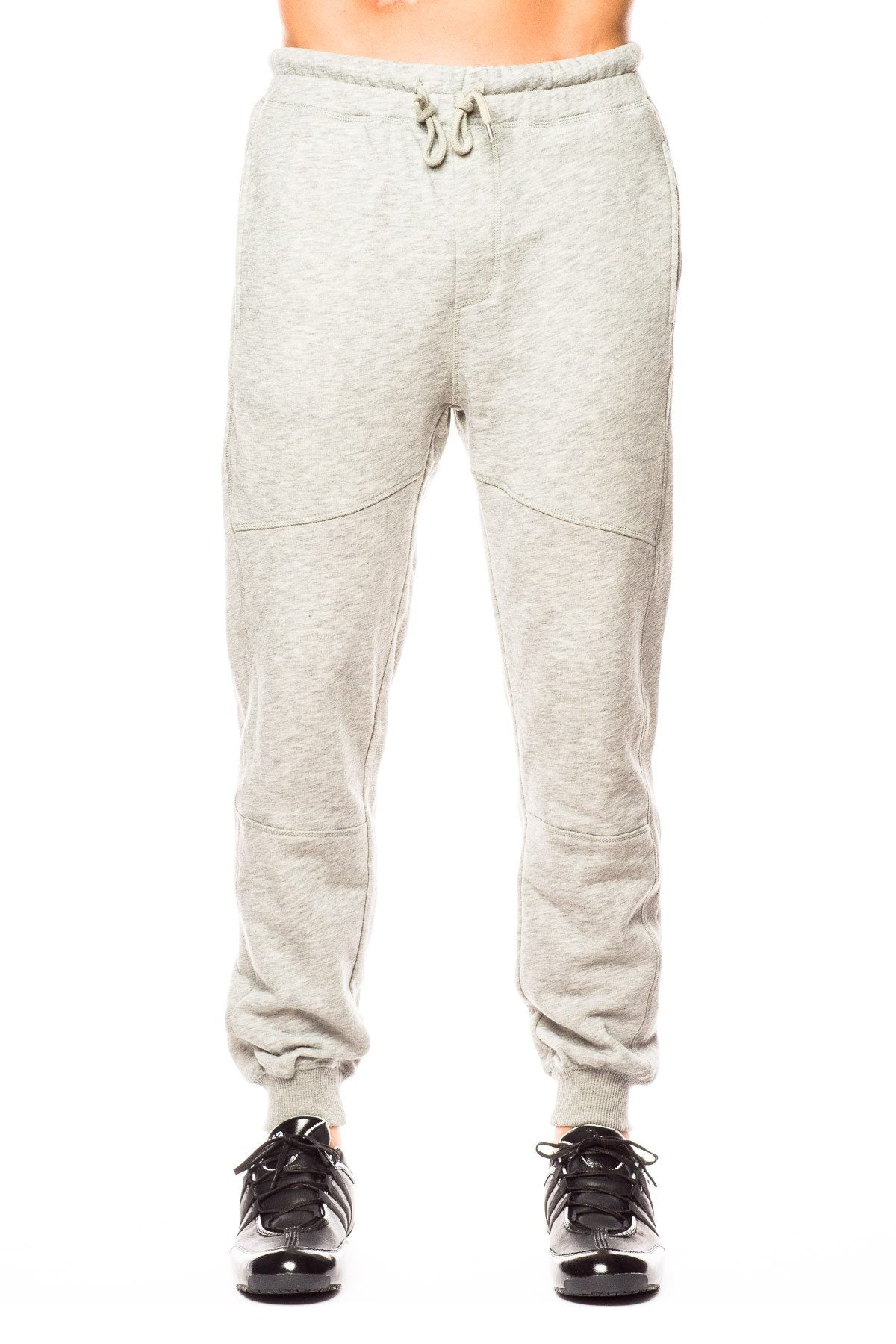 Bottoms - Shades Of Grey Lounge Athlete Grey Pant