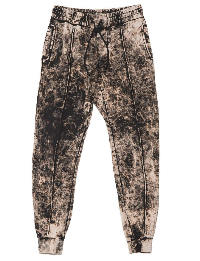 COTTON CITIZEN COBAIN JOGGER CHARCOAL DUST