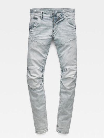 G-STAR 5620 3D SKINNY SUN FADED GREY WESS