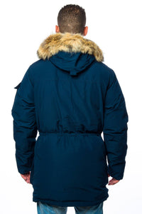 Jacket - Penfield Hoosac Hooded Down Mountian Jacket