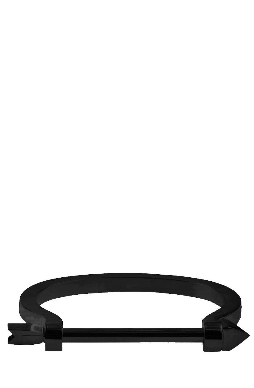 Jewelry - Mister Mr. Arrow Black Bracelet