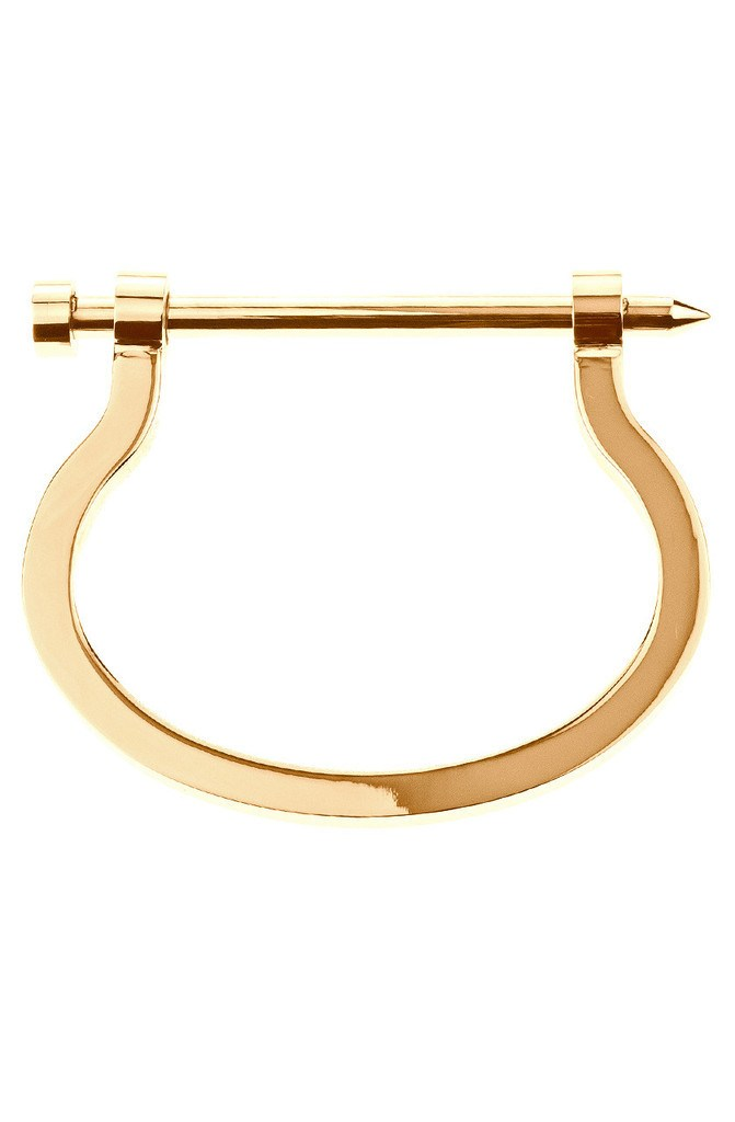 Jewelry - Mister Mr. Nail Bracelet Gold