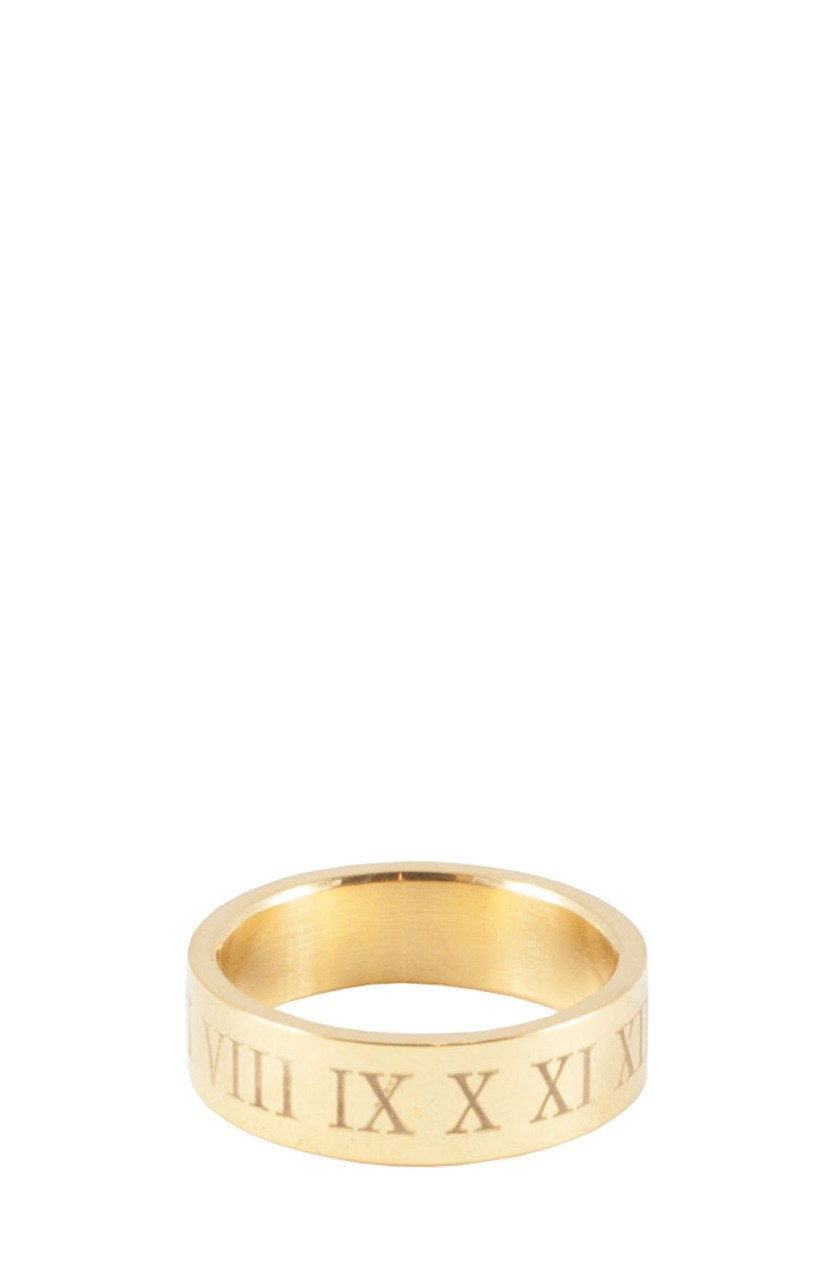 Jewelry - Mister Mr. Roman Gold Ring