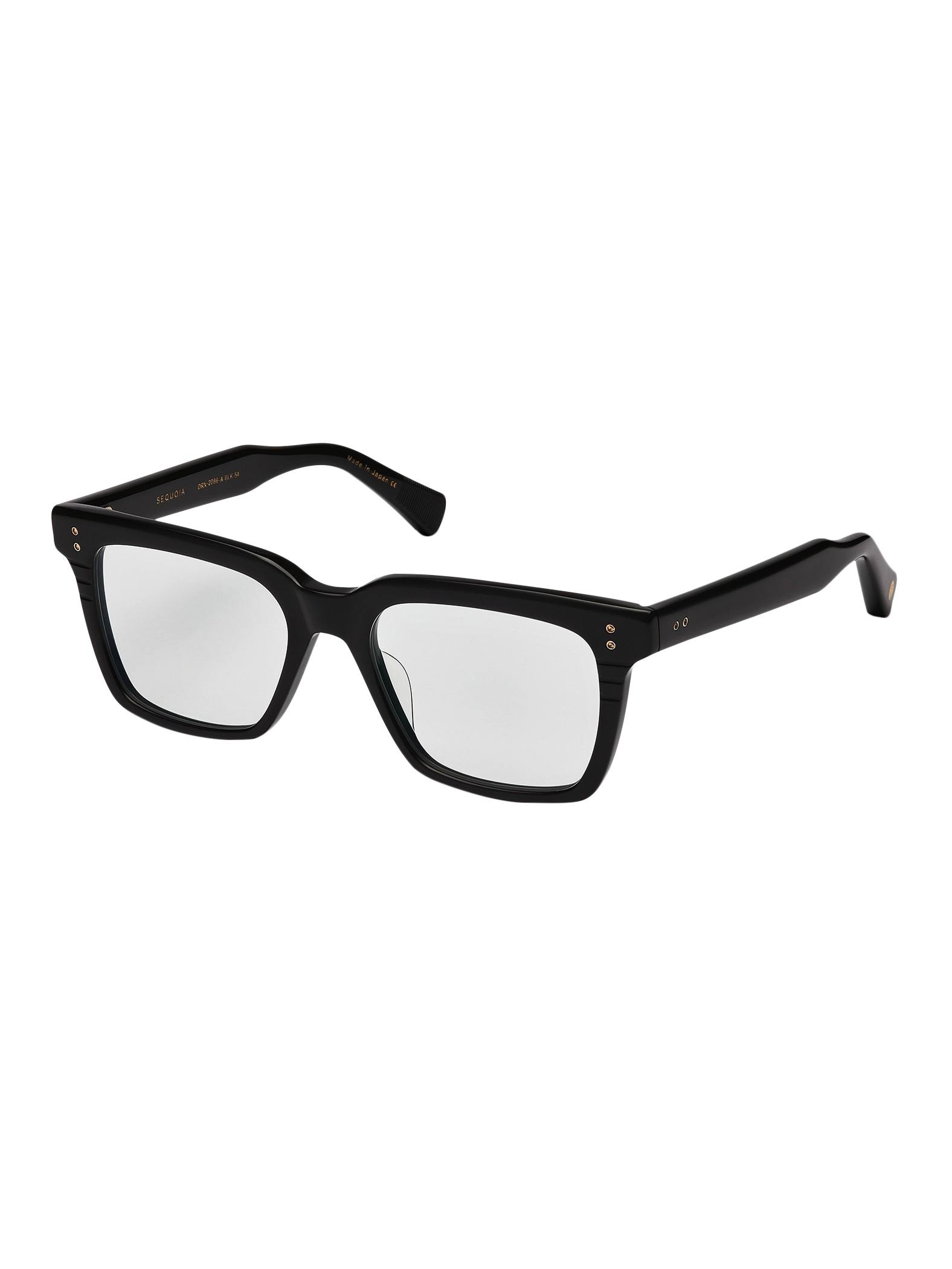 Optical Frame - Dita Sequoia DRX-2086A In Black Glasses