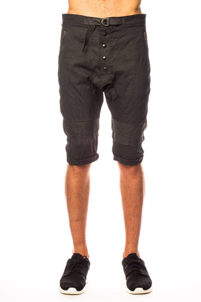 Shorts - Heathen Torrents Black Short