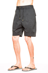 Shorts - Zanerobe Gabe Black Short