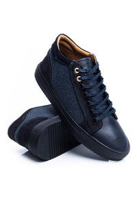 Sneakers - Android Homme Propulsion Mid Navy Sneaker
