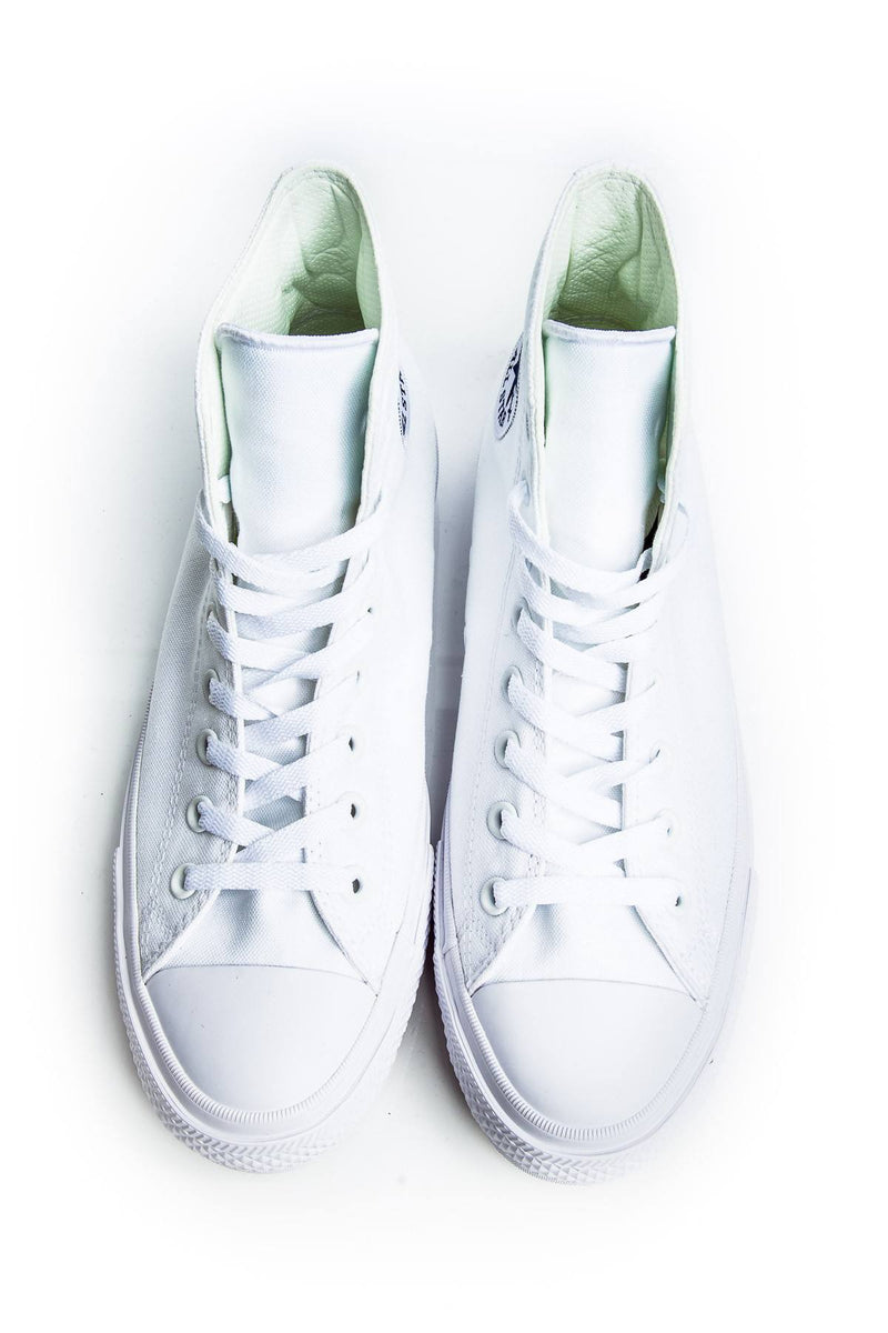 bd5cc9be42b2 Converse Chuck Taylor All Star II Hi Sneaker in Thunder or White ...