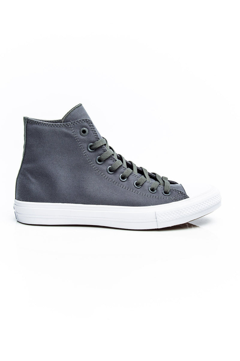 27ab6c9b0643 Converse Chuck Taylor All Star II Hi Sneaker in Thunder or White ...