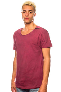 T-Shirt - Heathen Axis Oxblood T-Shirt