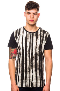 T-Shirt - Religion Focus Off White/Black T-Shirt