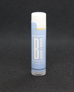 Peppermint Lip Balm, All Natural Organic, Coconut Oil Free - Butlers Body Butters