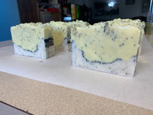 Load image into Gallery viewer, All Natural Lemon Poppyseed Soap - Butlers Body Butters