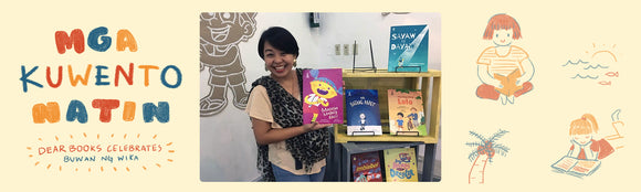 Why are Books Dear to Me? by Dear Guest Reader Zarah Gagatiga