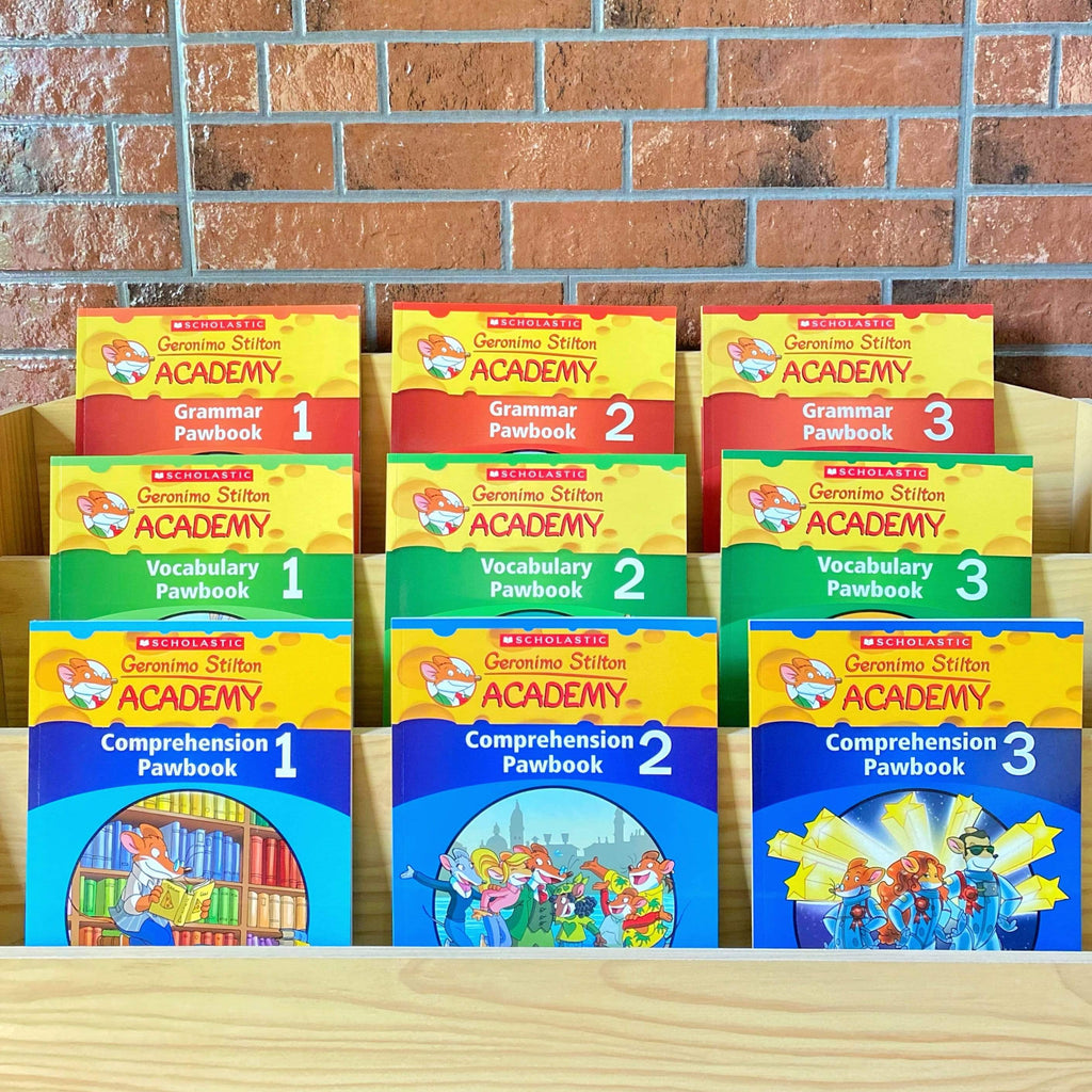 Dear Books Home Learning Materials Philippines Geronimo Stilton Academy Pawbooks