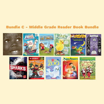 Middle-Grade Reader Book Bundle
