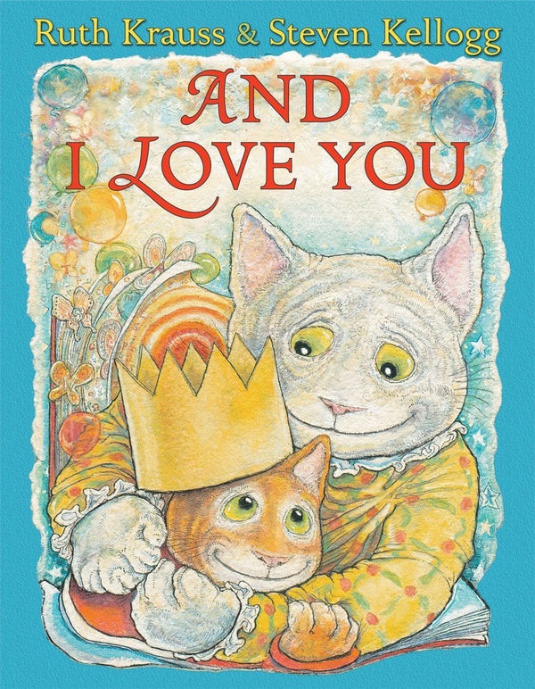 And I Love You - Dear Books Online Children's Book Store
